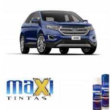 Spray Automotivo Azul Creta + Verniz Spray 300ml